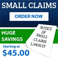 small claims process server yakima wa washington